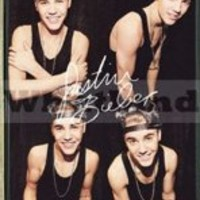Whatland Justin Bieber Case for Apple Iphone 4/4s