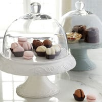 Domed Cake Stands - Horchow