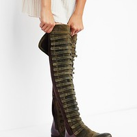 Black Forest Over-The-Knee Boot