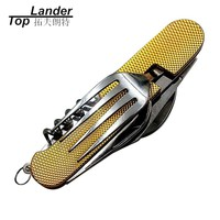 Outdoor Camping Tableware Folding Spoon Fork Knife Set Portable Travel Hiking Stainless Steel Pocket Folding Knife Spoon Fork