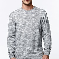 Modern Amusement Wallace Crew Shirt - Mens Shirt - Gray