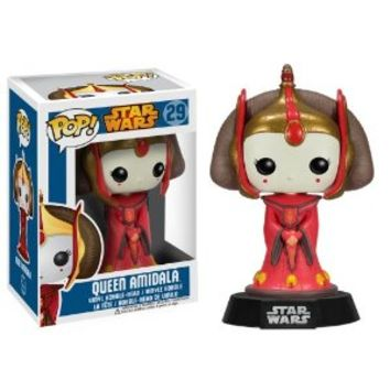 Funko POP Star Wars: Queen Amidala Bobble Figure