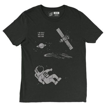 I'm Really Into Space - Men's T-Shirt