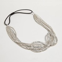 AEO Beaded Knot Headband | American Eagle Outfitters