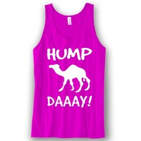 Hump Day Unisex Tank Top Funny and Music