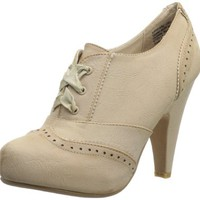 Not Rated Women's Juke Joint Heeled Pump