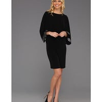 Maggy London Sequined cocktail Jersey Dress Black - Zappos.com Free Shipping BOTH Ways