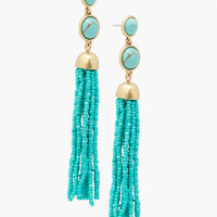 Super Tassel Earring | Lucky Brand