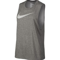 Nike Women's Pebble Swoosh Graphic Basketball Tank Top
