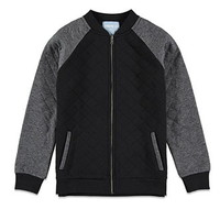 Boys Quilted Bomber Jacket (Kids)