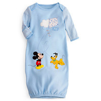 Disney Mickey Mouse and Pluto Gown for Baby | Disney Store