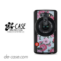 Original Floral Leica Camera For LG G3 Case Phone Case Gift Present YO