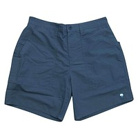 Cahaba Fishing Short in Indian Teal by The Southern Shirt Co.