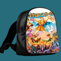 Disney Hercules for Backpack / Custom Bag / School Bag / Children Bag / Custom School Bag *