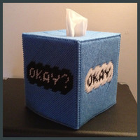 The Fault in our Stars Tissue Box Cover