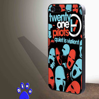 NEW 21 TWENTY ONE PILOTS  for iphone 4/4s/5/5s/5c/6/6+, Samsung S3/S4/S5/S6, iPad 2/3/4/Air/Mini, iPod 4/5, Samsung Note 3/4 Case *NP*