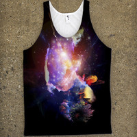 Galaxy Nebula Tank Top
