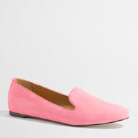 Factory Addie suede loafers - Flats - FactoryWomen's Shoes - J.Crew Factory