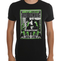 Rob Zombie Shocking T-Shirt