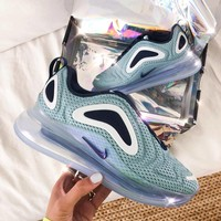 NIKE Air Max 720 Air cushion shock absorber sneakers running basketball shoes