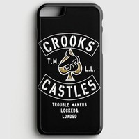 Crooks Castles Air Gun Spades iPhone 7 Case
