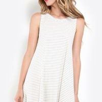 Love Letter Lined Tunic Dress