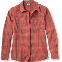 Maine Lodge Flannel Shirt: Corduroy and Flannel   Free Shipping at L.L.Bean
