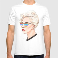 Perfect Illusion T-shirt by Helen Green