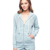Space Dye Modern Track Jacket by Juicy Couture,
