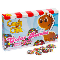 Candy Crush Color Bombs Chocolate Drops Candy Theater Boxes: 12-Piece