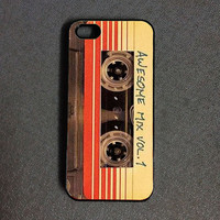 Guardian of the galaxy iPhone 5c case Awesome mix tape vol.1 iPhone 5c case