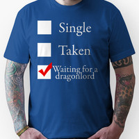 Waiting for a dragonlord Unisex T-Shirt
