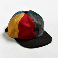 Stussy Multicolor Melton Wool Strapback Hat - Urban Outfitters