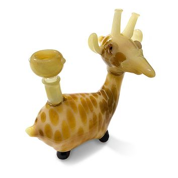 The Cute Giraffe Water Pipe