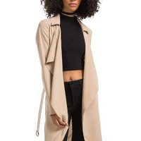Bronwen trench coat