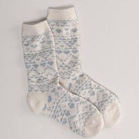 AEO Printed Crew Sock   American Eagle Outfitters