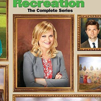 Amy Poehler & Adam Scott - Parks and Recreation: The Complete Series