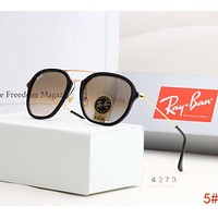 Ray-Ban Summer Popular Women Men Chic Sun Shades Eyeglasses Glasses Sunglasses 5# I-A-SDYJ