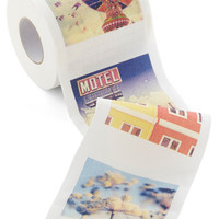 ModCloth Quirky Developing Your Decor Toilet Tissue