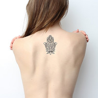 Solace - Temporary Tattoo (Set of 2)