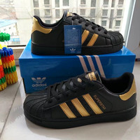"""""""Adidas Superstar"""" Fashion Casual Women Shell Head Plate Shoes Sneakers"""