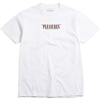 Satisfaction Guaranteed T-Shirt White