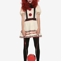 Scary Vintage Clown Costume