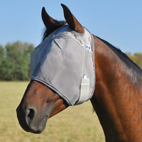 Crusader Pasture Fly Mask Standard Nose without Ears