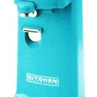Kitchen Selectives Colors Aqua Teal Electric Can Opener