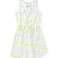 PS from Aero Girls Nautical Stripe Dress -