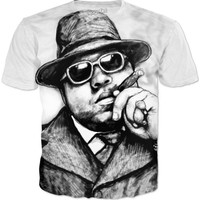 Official Notorious BIG T- Shirt