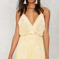 What Does It Paisley Romper