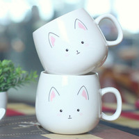 Free Shipping Cute Rabbit Mug