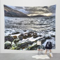 Before the storm Wall Tapestry by Haroulita | Society6